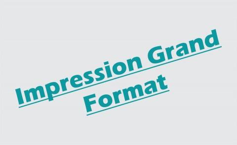 Impression grand format