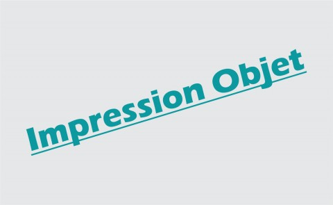 Impression objet